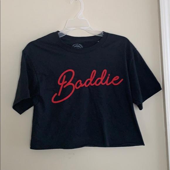 Tops - Brand New Baddie Crop Top!